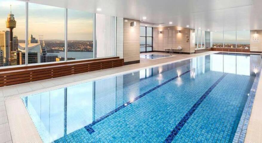 Master BedRoom great location city - Sydney - Lägenhet