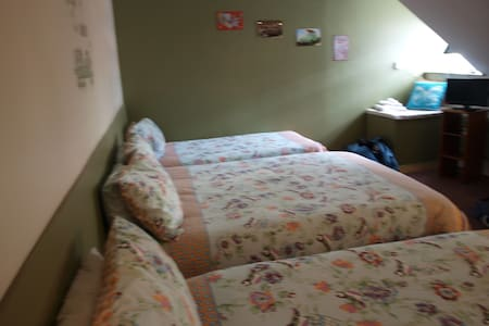 The River House Hostel - Private Quadruple ensuite - Dungloe - Diğer