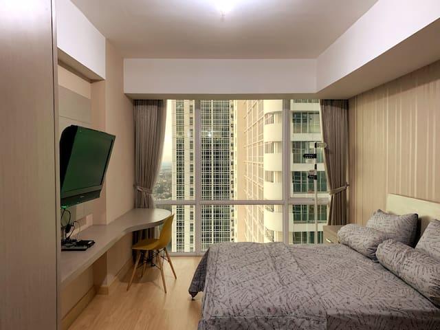 Comfy U Residence 1 Apartment at Lippo Karawaci