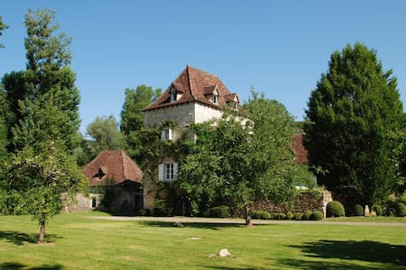 Le Moulin sur Célé - saint sulpice