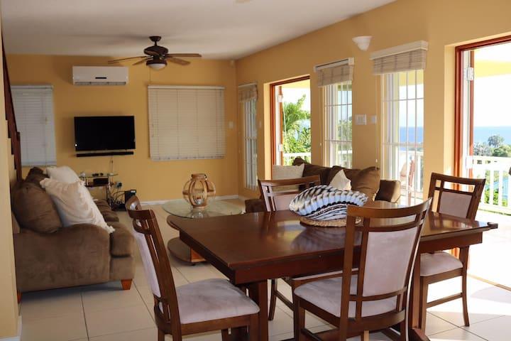 Caribbean Villa Views