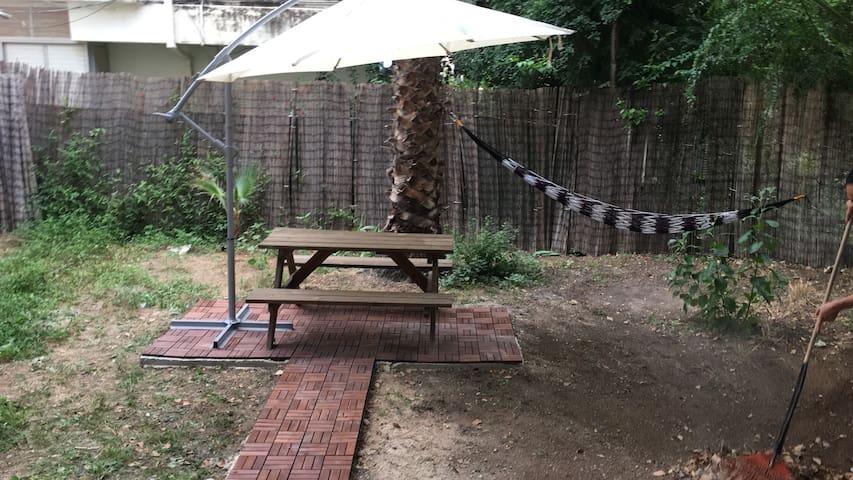 Charming fully renovated garden app