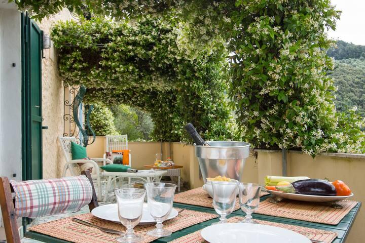 Casa Gelsomino: in the Heart of Versilian Coast - Massarosa - Casa