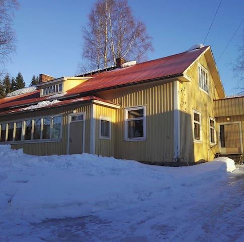 Pusinharjun majatalo