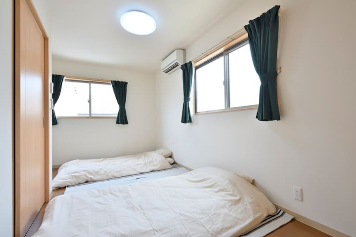 寝室-3 2F bedroom