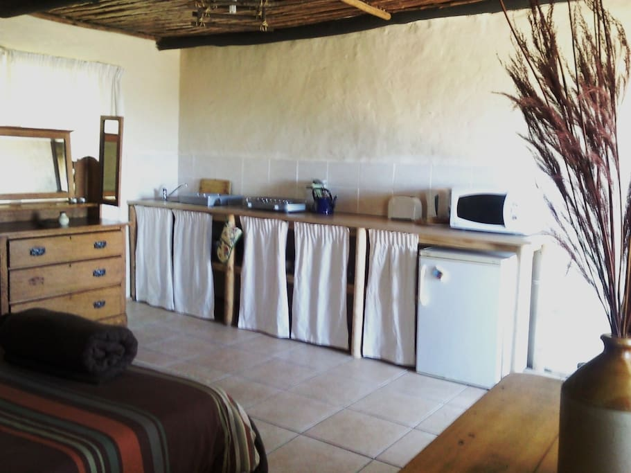 Stokkiesdraai unit kitchen facilities