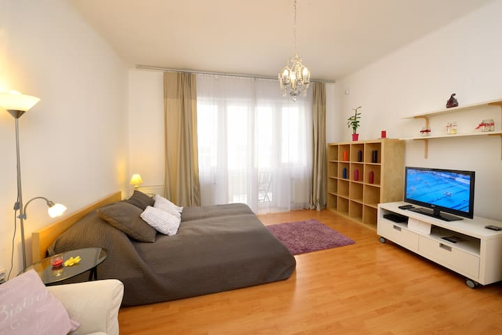 Friendly Apartment in the Heart of Budapest