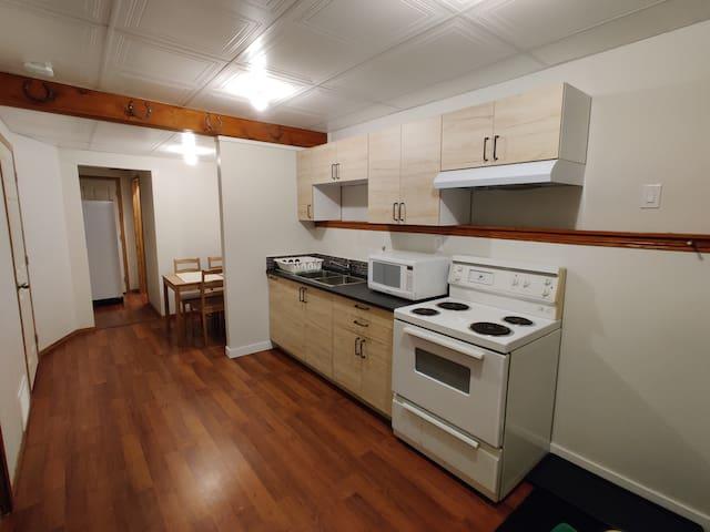 Comfy Edmonton Basement Suite