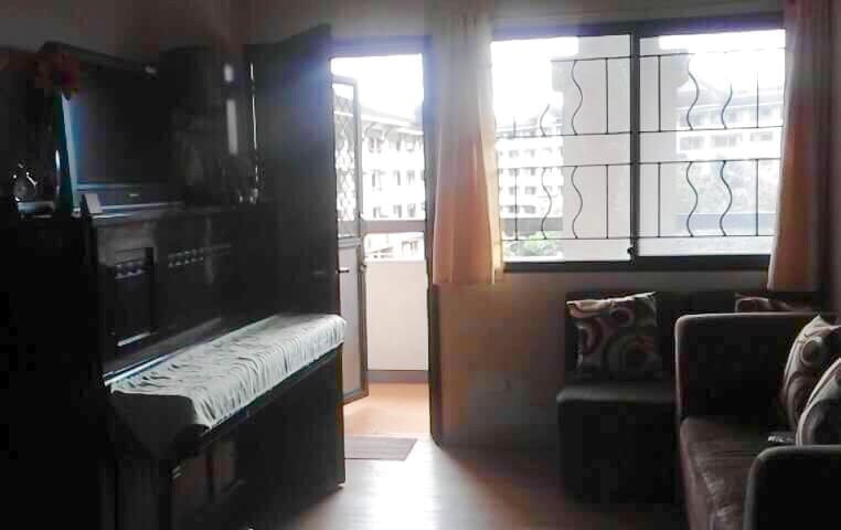 2BR Condo near Santolan LRT/SM with Nice Pool