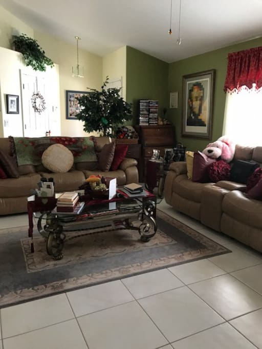 Living Room/Shared space