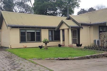Olinda Yarra Cottage & Farmstay experience