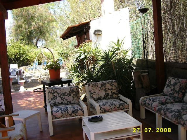 Villa Vulcanello - Lipari - Villa