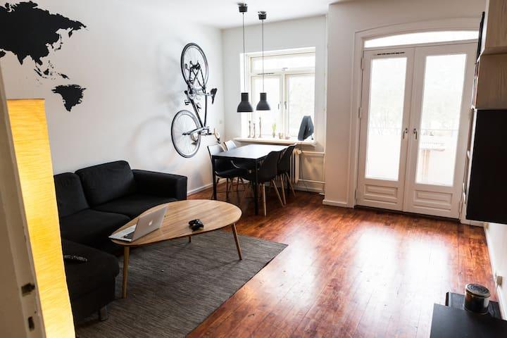 Cozy 2-room apartment in CPH - Kopenhagen - Appartement