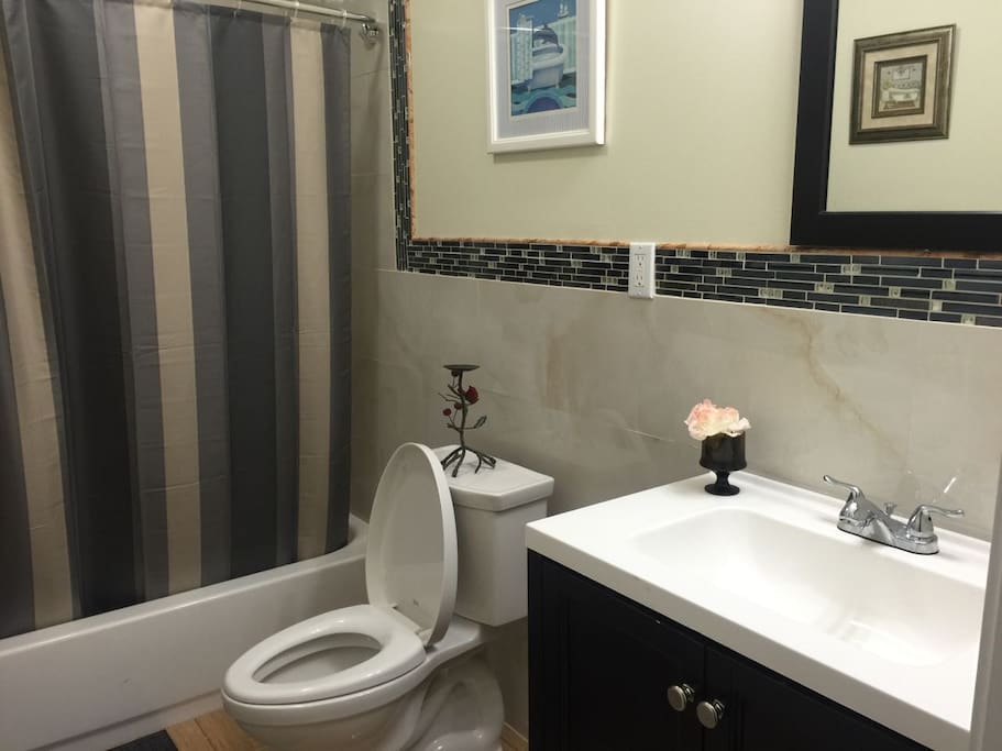 Private On-Suite Bathroom