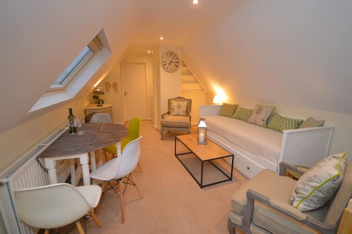Luxury Rural Apartment in Chedworth, Glos