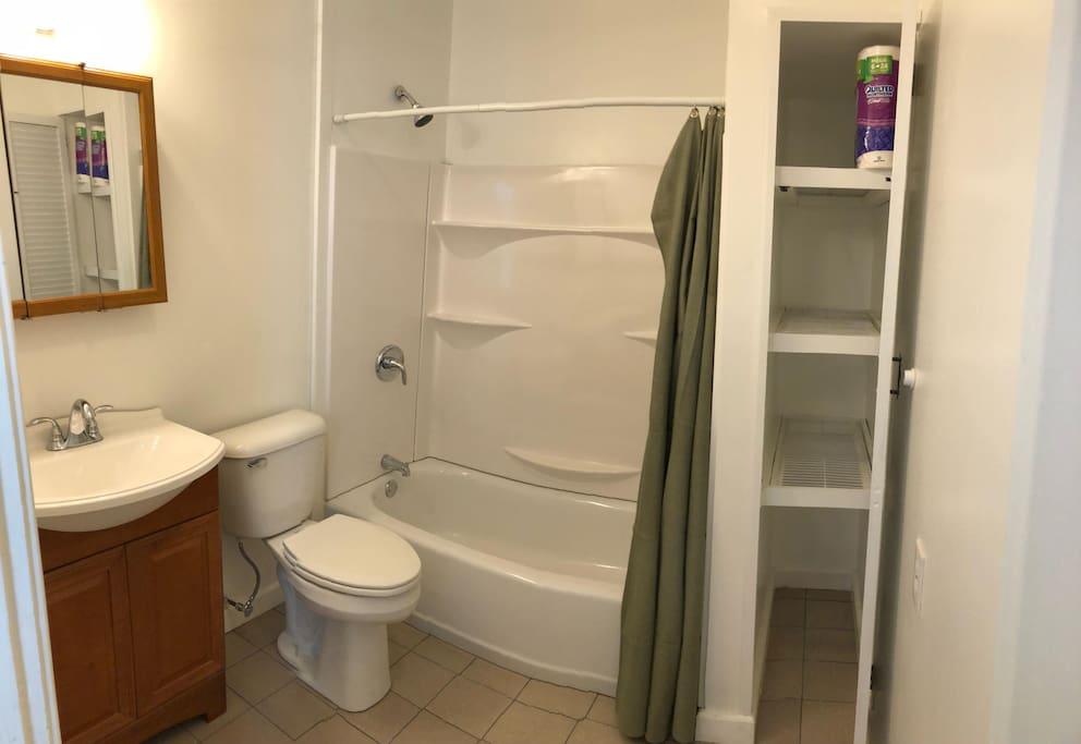 All NEW Bathroom remodel