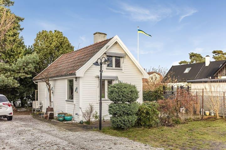 Guesthouse close to the beaches in Höllviken