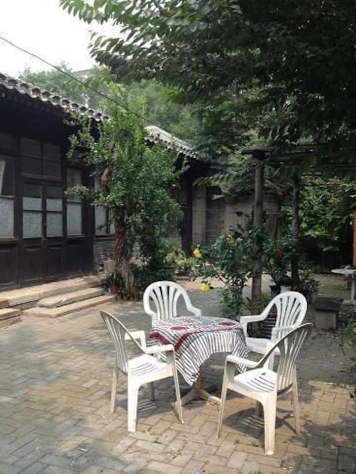 Traditional courtyard house前