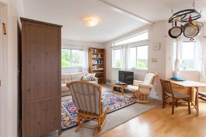 Seward Park Uplands 1 BR with view