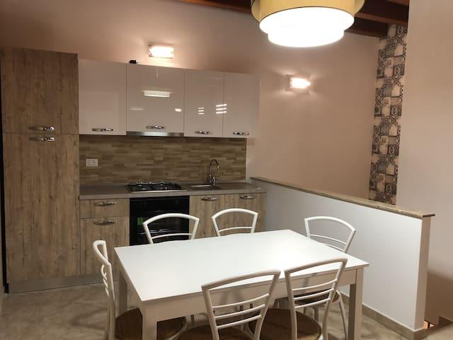 la casa dei gabbiani