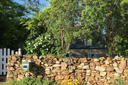Chambre d'hôtes dans longère angevine du XVIIème - Saint-Rémy-la-Varenne