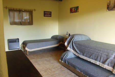 Economy Lodge - San Carlos de Bariloche