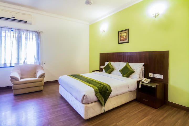 Relaxing Stay at Chennai