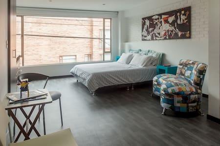 Studio excelente ubicación Usaquen - Bogotá - Apartamento