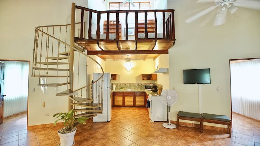 Large Surf City suite just minutes walk to beach - 納薩拉 - 精品飯店