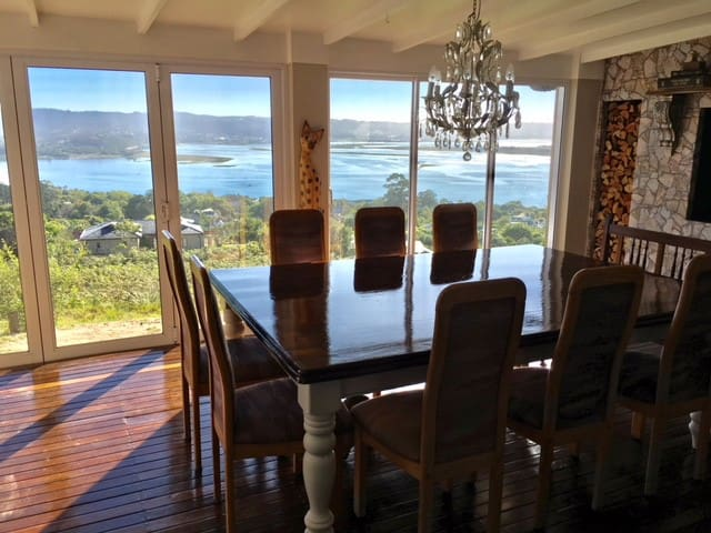 Knysna Belwin Conservancy Family Holiday Home