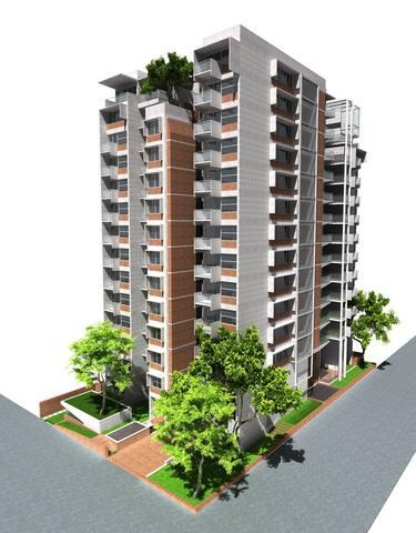 Apartment Rent - Dhaka - Lejlighed