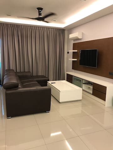 Entire home in Ipoh City - Ipoh  - Apartment