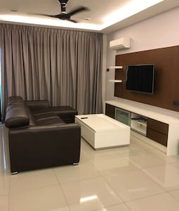 Entire home in Ipoh City - Ipoh  - Appartement