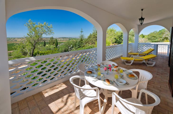 Casa Alegre (Happy House) rural Algarve Retreat - Alcantarilha - Villa