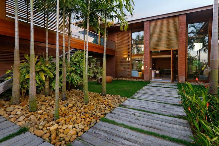 Casa em Trancoso Terra Vista (Golf) - Porto Seguro - Huis