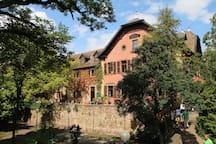 Schloss Deidesheim * 2 Zimmer Apartment