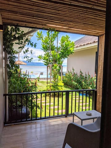 Deluxe Double Room with Sea View R1