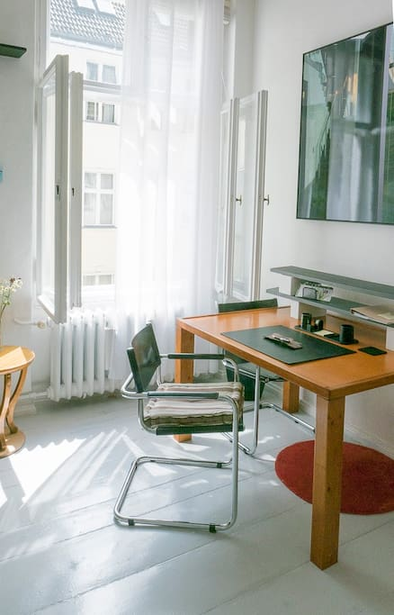 Your desk to work on