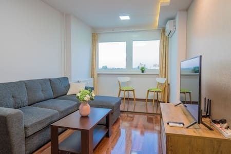 70m2 Budapest's convenient new apartment 布达佩斯三区新公寓