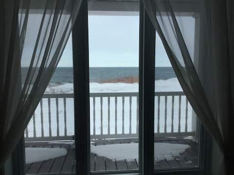 Joli loft calme et près de la mer.