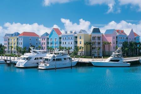 Harborside Villas at Atlantis - Oct 11-18! - Nassau - Teilzeitwohnung