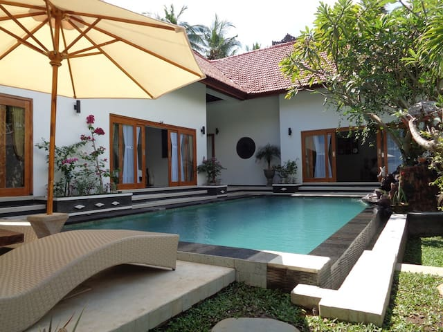 Awesome Private Pool Villa