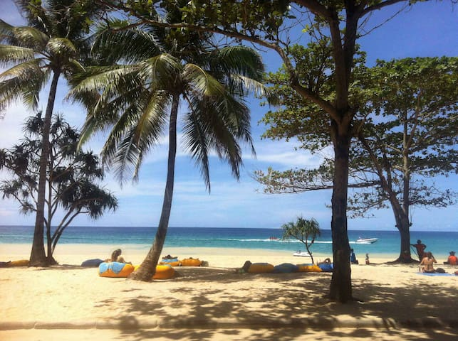 Pleasant and renovated apartment near Surin Beach - Phuket - Leilighet