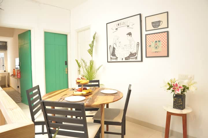 Mint- A Boutique 3Bedroom, kitchen & Dinning apart