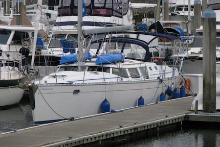 San Juan Islands Sailing Adventure - Bellingham