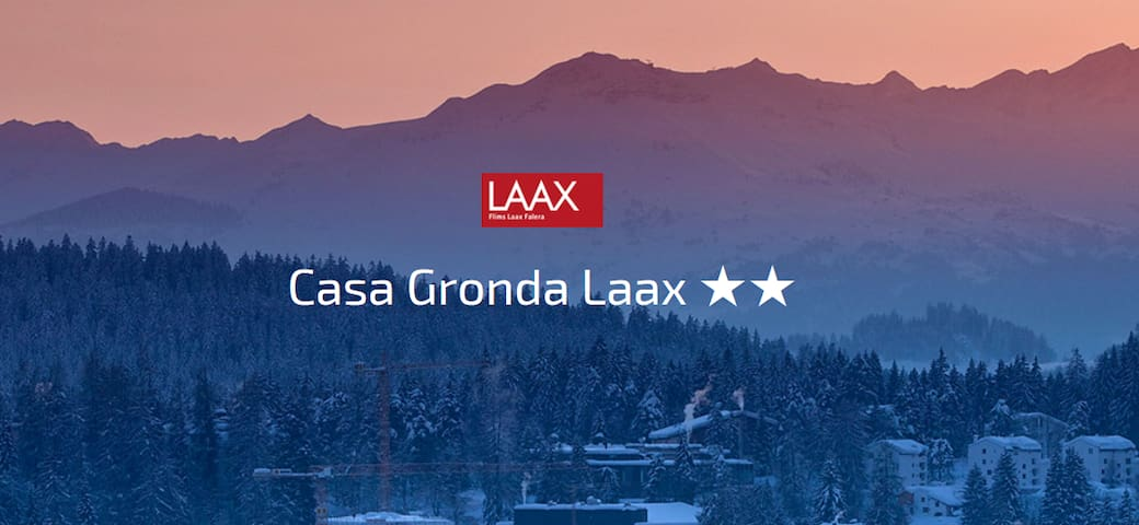 Guidebook for Laax