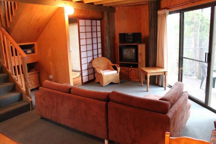 Cabin 10 - Jemby Rinjah - Deluxe Spa