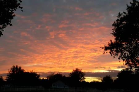 LGL Sunset.