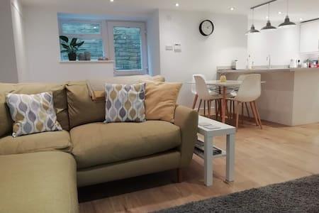 Modern two bedroom flat in Baildon, West Yorkshire