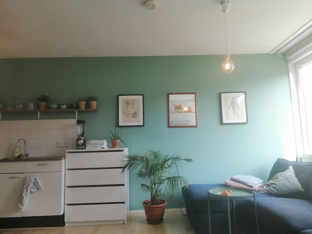 Studio, perfect for a holiday in Amsterdam